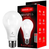 LED ЛАМПА 12W МЯГКИЙ СВЕТ А65 Е27 220V (1-LED-461-01)