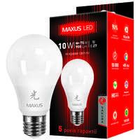 LED ЛАМПА 10W ЯРКИЙ СВЕТ А60 Е27 220V (1-LED-464-01)