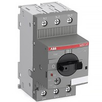 Автомат защиты двигателя 3-п ABB MS116-6,3А