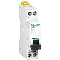Автоматический Выключатель iDPN N 6кА 20A C