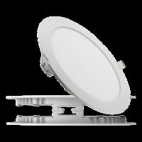 Светодиодный врезной светильник Downlight  SKYLIGHT R (круг) 18 Вт.