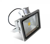 Светодиодный прожектор с датчиком движения 20 Вт.