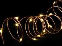 Гирлянда внутренняя LIGHT STRING 120LED белая