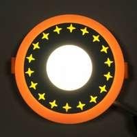 "LED панель ""Звезды"" 3+3W с подсветкой 350Lm 4500K"
