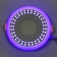 "LED панель ""Кубики"" 12+3W с подсветкой 1080Lm 4500K"