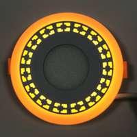 "LED панель ""Кубики"" 6+3W с подсветкой 540Lm 4500K"