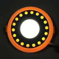 """LED панель """"Точечки"""" 18+3W с подсветкой 1440Lm 4500K"""