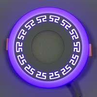 "LED панель ""Грек"" 3+3W с подсветкой 350Lm 4500K"