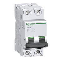 Автоматический Выключатель C60H-DC =500В 63А 2Р С