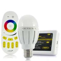 WIFI Светодиодная лампа RGB с безпроводным управлением серии ADlight Bulb