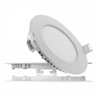 Светодиодный врезной светильник Downlight SKYLIGHT R (круг) 6 Вт.