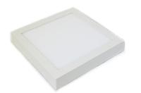 Накладной светодиодный светильник (квадрат)  18 Вт. Для потолка либо стены.