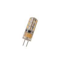 Лампа капсульная аналог галогенной EUROLAMP LED  G4 2W G4 3000K 12V LED-G4-0227(12)