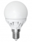 Лампа EL светодиодная LED D45  4W LB-9 Е14 2700К A-LB-0942