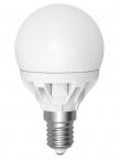 Лампа EL светодиодная LED D45  4W LB-9 Е14 4000К A-LB-0943