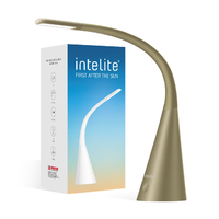 LED светильник Intelite Desklamp Bronze (DL4-5W-BR)