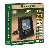 Прожектор светодиодный ENERLIGHT PRIME 20 Вт 6500K