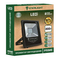 Прожектор светодиодный ENERLIGHT PRIME 30 Вт 6500K