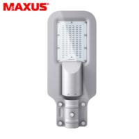 Уличный светильник GLOBAL STREET LED 60Вт, 6000Лм, 5000К, IP66, широкая КСС