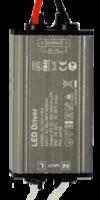 Блок питания (Драйвер) для светодиодного прожектора 80 Вт.