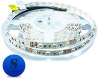 Светодиодная LED лента IP33 smd 5050 RGB (60 диод/м) Стандарт класс